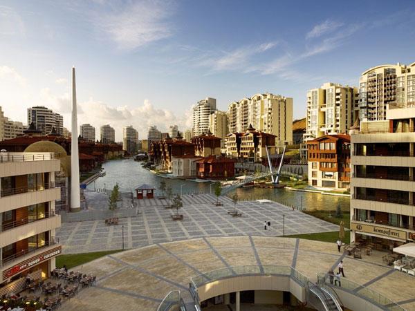 Bosphorus City - Istamboul