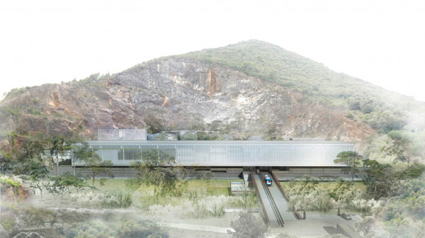 Wastewater treatment plant in North Alt Maresme