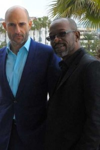 Mark Strong & Lennie James