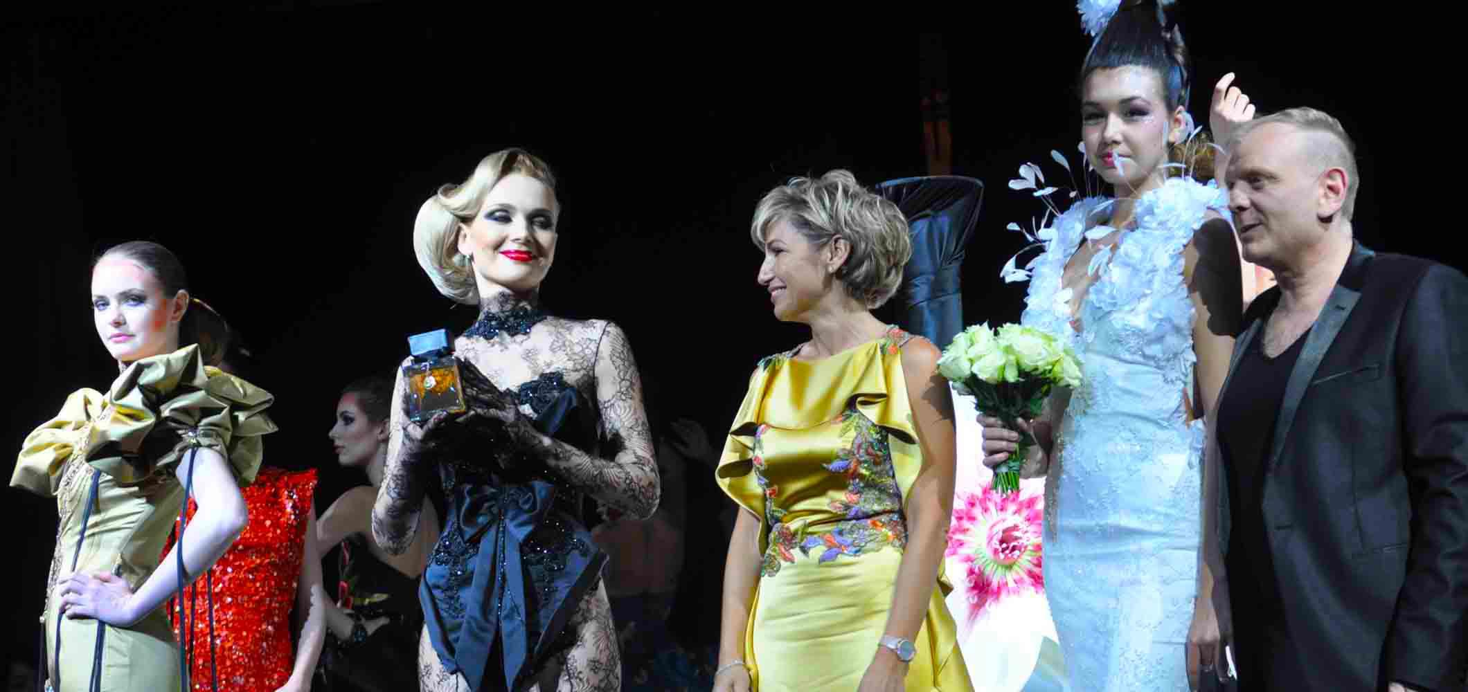 Denis Durand Fashion Show and Perfume