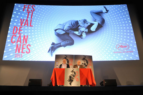 festival de cannes press conference