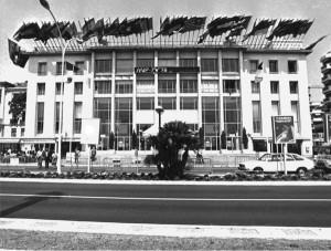 MIPTV at Cannes Old Palais des Festivals