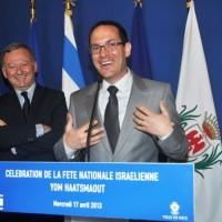 Barnea Hassid, Israel General Consul in Marseilles