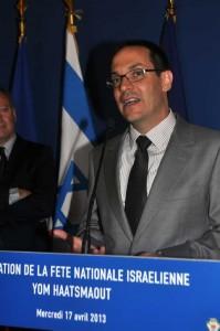 Barnea Hassid, Israel General Consul