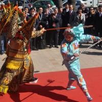 Peking Opera at Miptv 2013