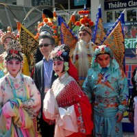 Peking Opera at Miptv 2013
