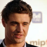 actor Max Irons - The White Queen