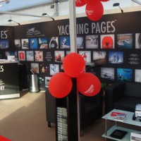 Yaching Pages at Antibes Yacht Show