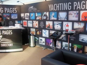 Yaching Pages at Antives Yacht Show 2013