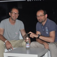 Cannes Lions Evian at Havas Cafe