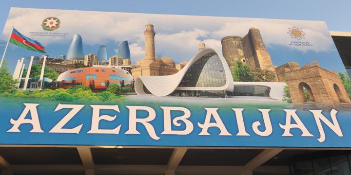Azerbaijan Festival Cannes