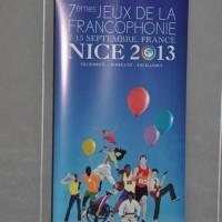 jeux francophonie nice art exhibition