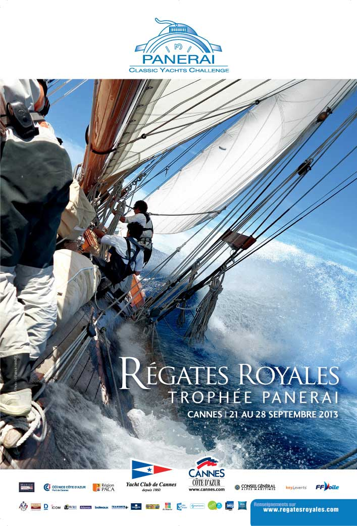 regates royales 2013 poster