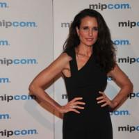 andie macdowell mipcom 2013
