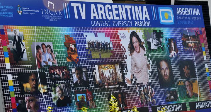 argentina mipcom 2013-