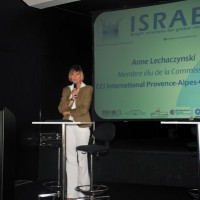 france israel water cooperation