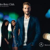 mercedes benz perfume club