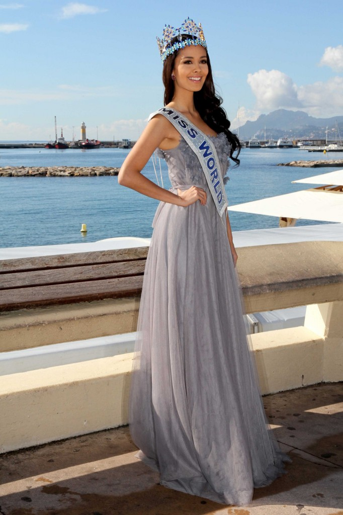 miss world mipcom 2013