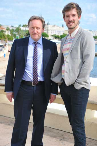 Neil Dudgeon Gwilym Lee