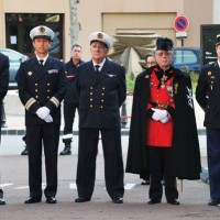 preparation militaire marine theoule