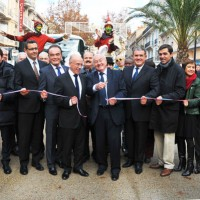 palm express inauguration cannes