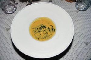 restaurant bleu lavande