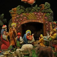 theoule nativity scenes 2013