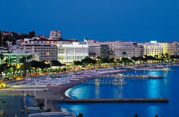 Cannes European Best Destination