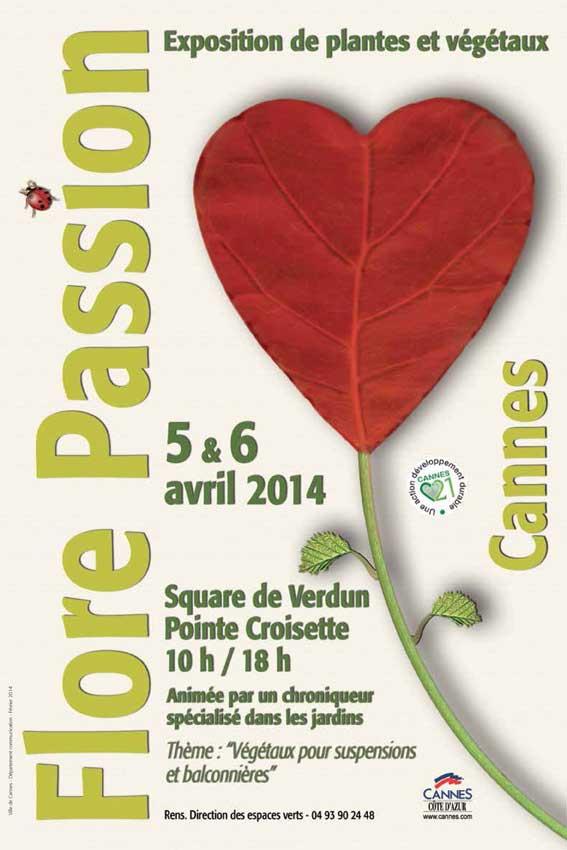 flore passion cannes