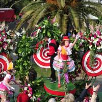 nice carnival 2014 flower parade