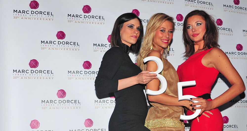 marc dorcel 35th anniversary miptv 2014