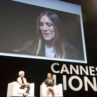 Sarah Jessica Parker cannes lions 2014
