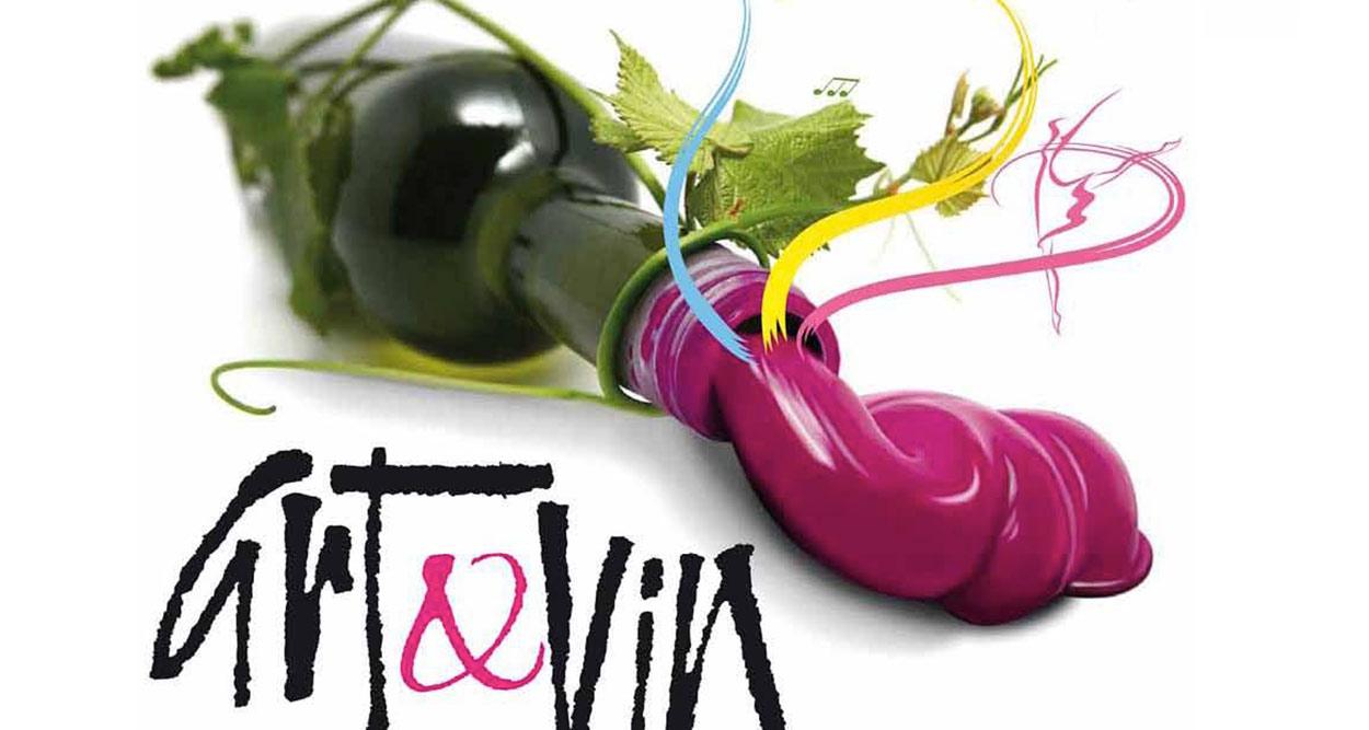 art et vin 2014