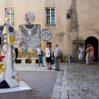 maeght ceramics exhibition vallauris