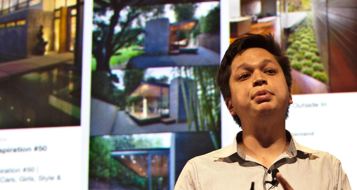 pinterest ben silbermann cannes lions 2014