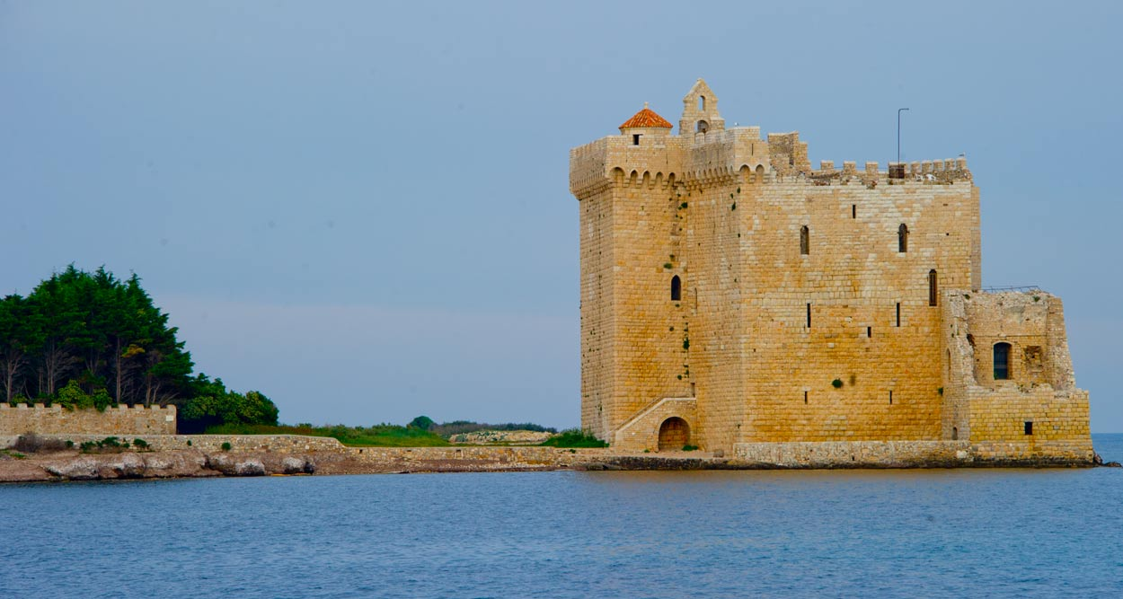 Renovation Cuisine Cannes saint honorat fortified monastery renovation - yesicannes