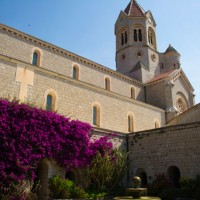 saint honorat fortified monastery
