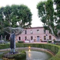 bernard pages chateau sainte roseline