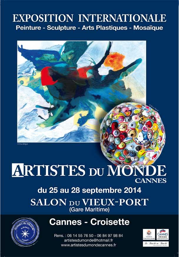 artistes du monde cannes 2014