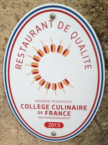 restaurant de qualité