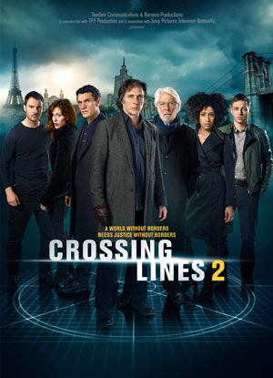 crossing lines tandem