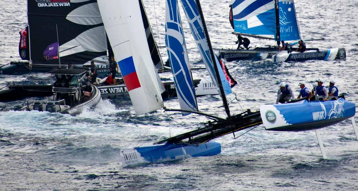 extreme sailing series 2014 nice