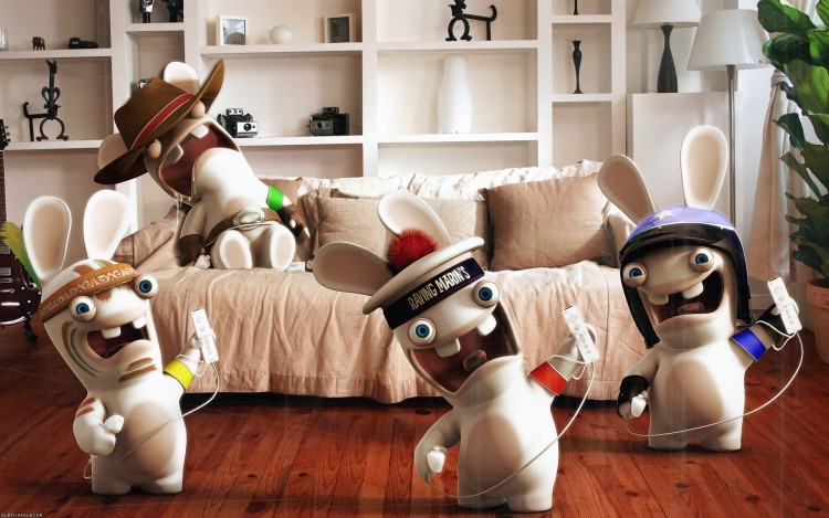 mipjunior 2014 raving rabbids