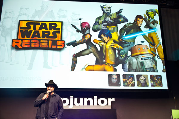 mipjunior 2014 star wars rebels