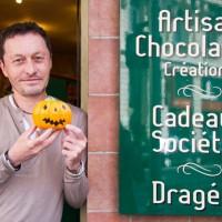 jean-patrice paci halloween chocolate-