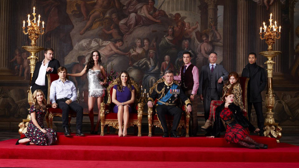the royals elisabeth hurley