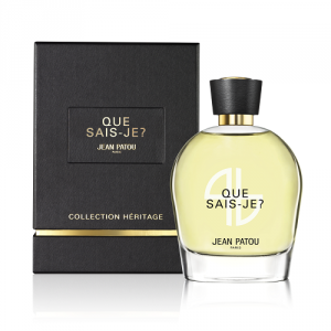 jean patou heritage collection