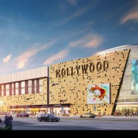 hollywood shopping entertainment centre