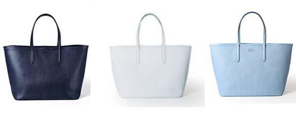 Lacoste Chantaco bags
