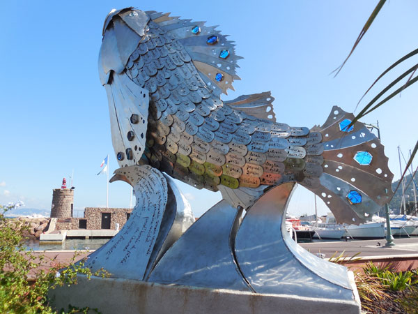 kermesse aux poissons theoule